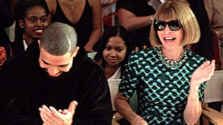 Drake Makes Anna Wintour Laugh at NYFW Spring 2016, Achieves the Impossible