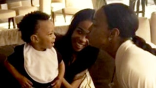 Kelly Rowland, Michelle Williams Have Mini Destiny's Child Reunion, Serenade Baby Titan: Watch Now!