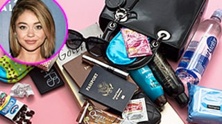 Sarah Hyland: What's In My Bag?