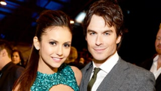 Ian Somerhalder's Twitter Gets Hacked, Ex Nina Dobrev Gets