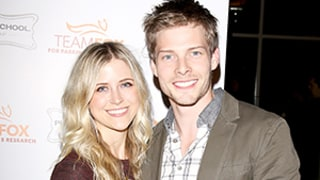 Hunter Parrish Marries Kathryn Wahl in Stunning Outdoor Wedding: Details