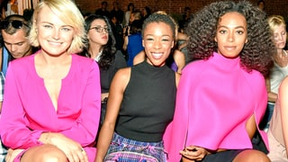 Malin Akerman, Samira Wiley, and Solange Knowles