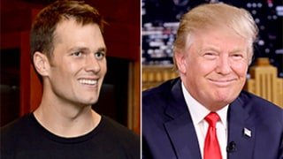 Tom Brady Supports Donald Trump: It'd Be