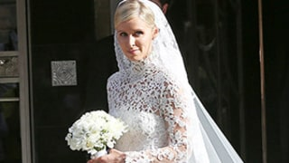 Nicky Hilton on Her Valentino Wedding Dress: It Was