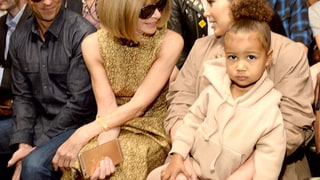 Seth Meyers, Anna Wintour, Kim Kardashian, and North West