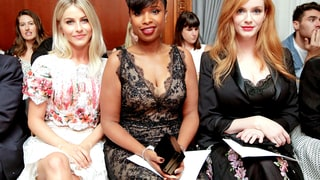 Julianne Hough, Jennifer Hudson, and Christina Hendricks
