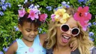 Beyonce Shares Adorable Home Video of Blue Ivy, Jay Z, and Herself Dancing to
