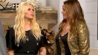 Jessica Simpson Slurs Words, Seems Dizzy During Bizarre HSN Appearance