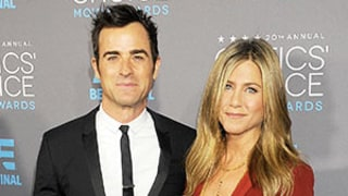 Justin Theroux on Secret Wedding to Jennifer Aniston: