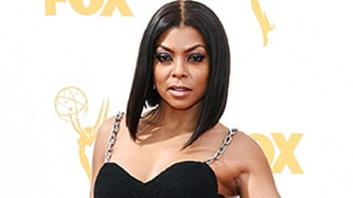Taraji P. Henson Gives Off Cookie-Level Fierceness, Flashes Her Legs in Emmys 2015 Gown on the Red Carpet: Pictures!