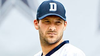 Tony Romo Breaks Collarbone During Cowboys-Eagles Game: Details