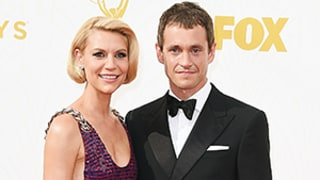 Claire Danes, Husband Hugh Dancy Bring Red Carpet Edge at Emmys 2015: Pictures
