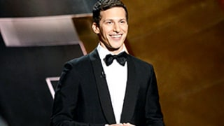 Emmys 2015 Host Andy Samberg: 10 Best Opening Monologue Jokes From Mocking Jon Hamm to Jane Lynch as the Game of Thrones Nun!