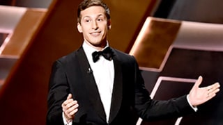 Andy Samberg Gave Out His HBO Password During the Emmys 2015 -- and It Works!