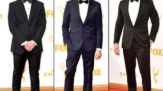 Emmys 2015 Red Carpet: Men in Tuxedos