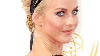 Julianne Hough's Disheveled Hairstyle