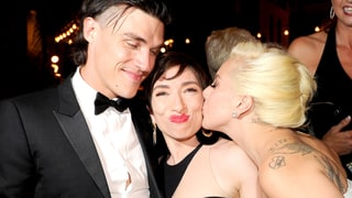 Finn Wittrock, Naomi Grossman, and Lady Gaga