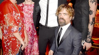Erica Schmidt, Carrie Coon, Justin Theroux, Peter Dinklage, and Margaret Qualley