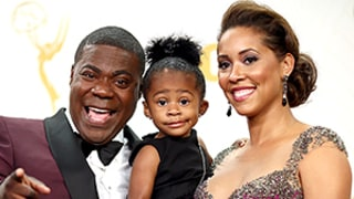 Tracy Morgan Brings His Baby Daughter Maven to the Emmys 2015, Opens Up About Emotional Road to Recovery