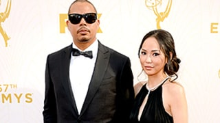 Terrence Howard Walks Emmys 2015 Red Carpet With His Ex-Wife Mira Pak After Secret Divorce: Pictures