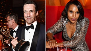 Emmys 2015 Afterparties Inside Scoop: Jon Hamm Has Don Draper Moment, Kerry Washington Holds Court