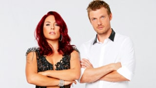 Sharna Burgess on Fangirling Over Her DWTS Partner Nick Carter, How He Smells