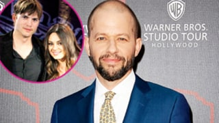 Jon Cryer: Mila Kunis, Ashton Kutcher