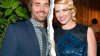 Will Forte and January Jones