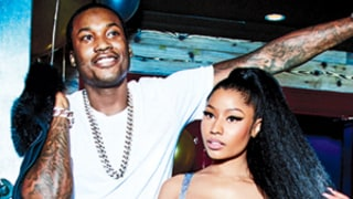 Nicki Minaj Describes Kissing Meek Mill (In Great Detail!):