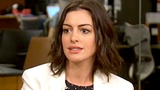 Anne Hathaway Explains Why