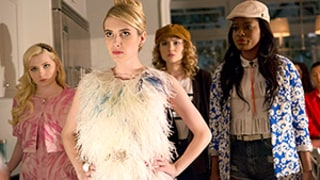 Scream Queens Recap: A Major Player Gets Stabbed to Death in Show's Premiere