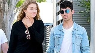 Gigi Hadid Rejected Boyfriend Joe Jonas When She Was 13: