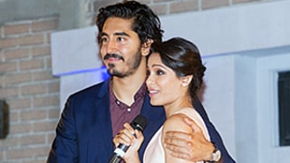 Freida Pinto Gets Close, Reunites With Ex Dev Patel at Event: Adorable Photos!