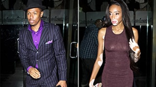 Nick Cannon Takes Rumored Girlfriend Winnie Harlow on Lavish Date: Photos
