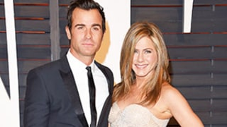 Justin Theroux and Jennifer Aniston Haven't Talked About Changing Her Name Since Wedding