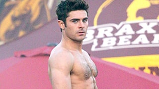 Zac Efron Has a Seriously — Like Seriously — Ripped Bod: See the Sexy, Shirtless Neighbors 2 Photos