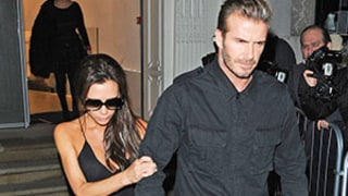 Victoria Beckham Lets Loose at London Store Party — But No, She Didn't Pee Her Pants!