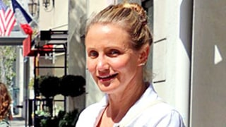 Cameron Diaz Wears Minimal Makeup for Lunch With Sister-in-Law Nicole Ritchie: Pictures