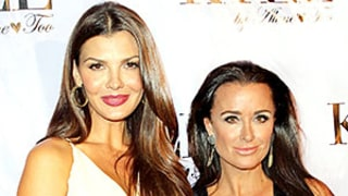 Kyle Richards Visits Grieving Ali Landry, Husband After Family Members Were Found Murdered