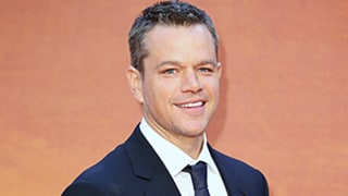 Matt Damon Talks About Daughters in Cute Interview, Eldest