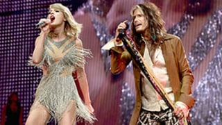 Taylor Swift, Steven Tyler Bring Down the House With