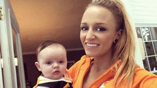 Maci Bookout's Baby Daughter Jayde Is the Cutest Tennessee Cheerleader Ever: See the Adorable Pictures!