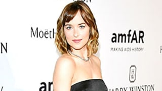 Dakota Johnson Channels Her Inner Audrey Hepburn at the amfAR Milano Gala: See More Stars on the Red Carpet