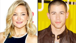 Kate Hudson and Nick Jonas Hooked Up, Spotted at Disney World Together