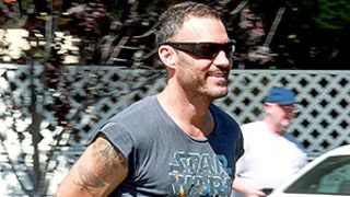 Brian Austin Green Steps Out Wearing His Wedding Ring and Smiling After Megan Fox Split: Pics