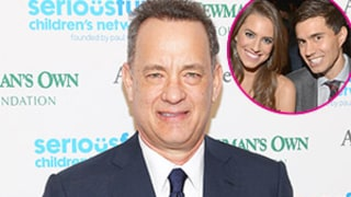 Tom Hanks: I Studied the Ministry for $35 to Officiate Allison Williams' Wedding, Call Me