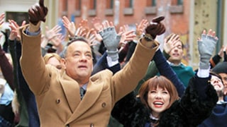 Carly Rae Jepsen Boasts of Working With Tom Hanks on Her Music Video: