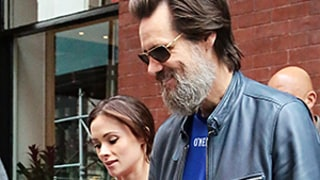 Jim Carrey's Girlfriend Cathriona White Reportedly Commits Suicide: Details and Photos on Their On-Again, Off-Again Relationship