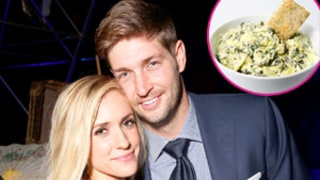 Kristin Cavallari Shares Her Spinach-Artichoke Dip Recipe, Tips for Throwing a Football Party