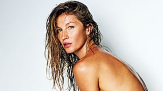 Gisele Bundchen Goes Completely Nude, Bares Her Butt for Vogue Paris' 95th Anniversary